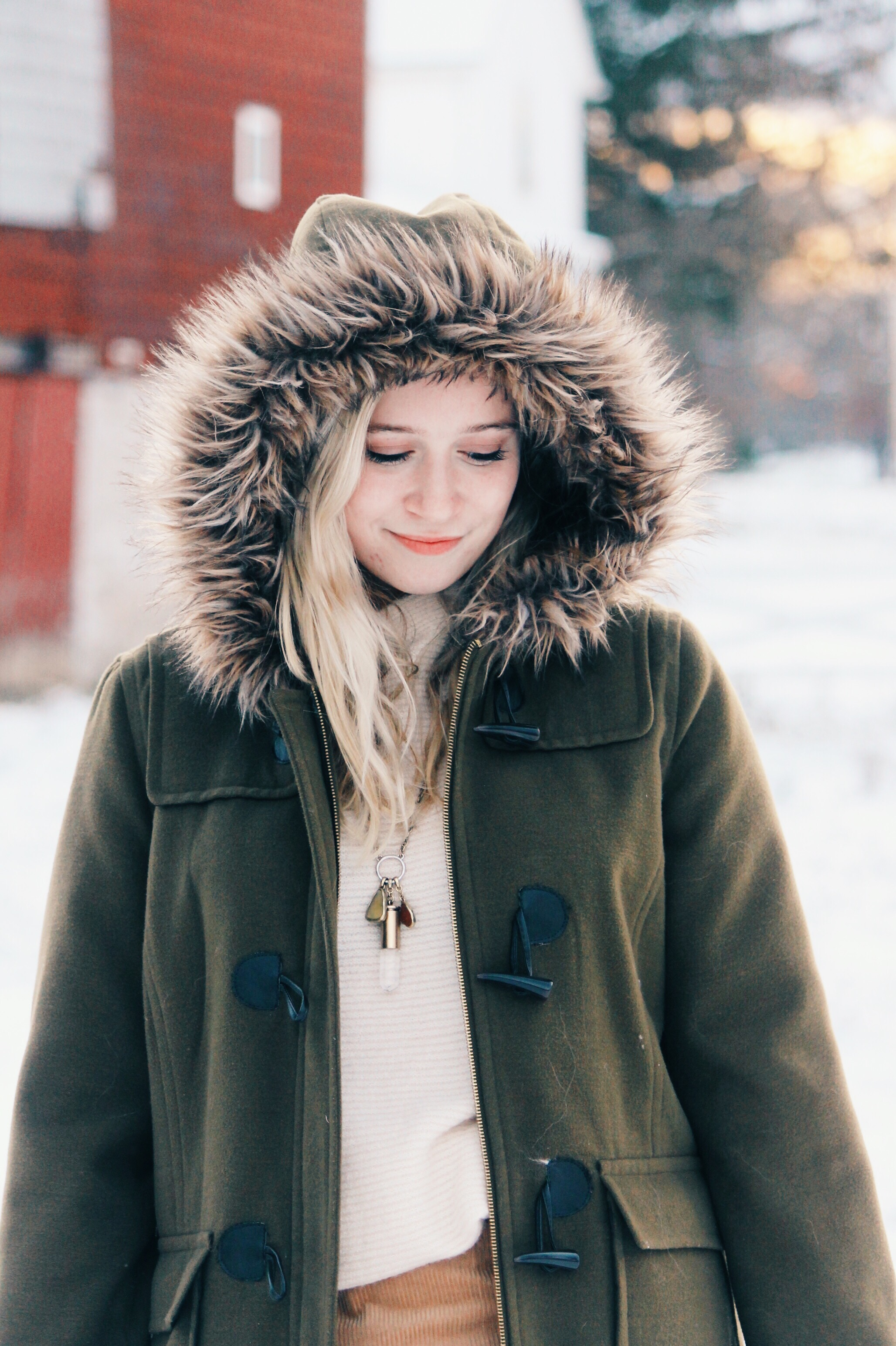 Eskimo Chic + Preparing for Winter Blues