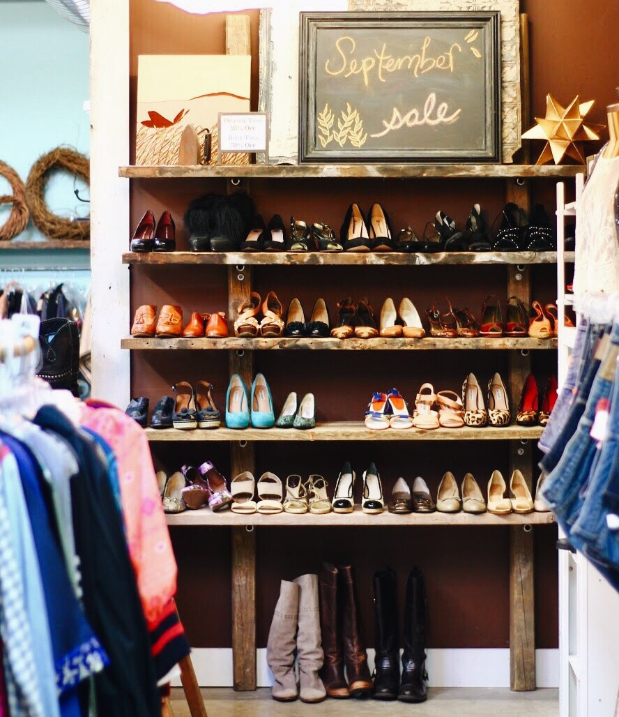 Profile: An interview with Annie Adams, owner of Second Chic