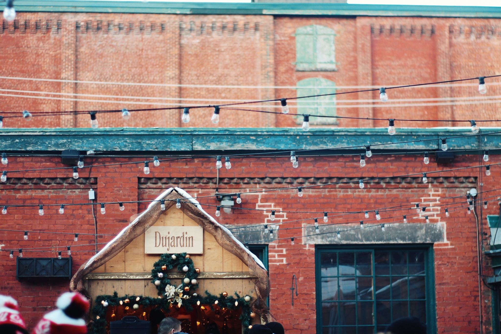 Toronto Christmas Market Photo Diary